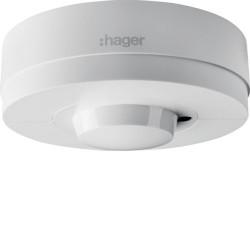 Détecteur HF IP54 plaf saillie 360 blanc (HAG EE883) - HAGER