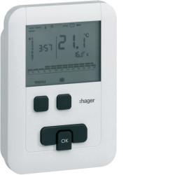 TAP digital 2 fils 7 jours ECO (HAG EK570) - HAGER