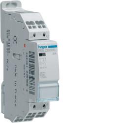 Contacteur 20A 2F 230V (HAG...