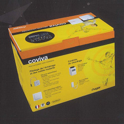 Pack domotique Coviva PN17 - HAGER