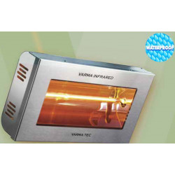 Chauffage infrarouge VARMA FMC 2000W - VARMA