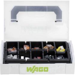 Mini malette L-BOXX 166 bornes WAGO (887950) - WAGO