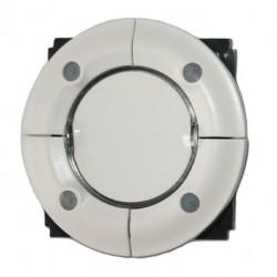Commande KNX prog Celiane - 4 touches / 4 appuis - blanc - LEGRAND