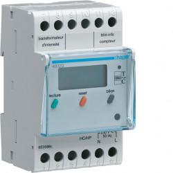Indicateur de consommation électrique pour compteur électronique 230V (49321) - HAGER