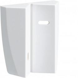 Accessoire d angle blanc pour détecteur infrarouge standard mural 140°-200° (52115) - HAGER