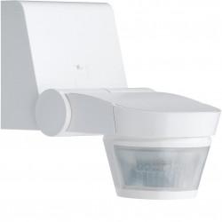 Détecteur de mouvement infrarouge évolué mural 140° blanc (52120) - HAGER