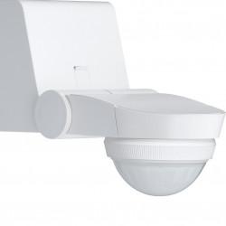 Détecteur de mouvement infrarouge standard mural 360° blanc (52310) - HAGER