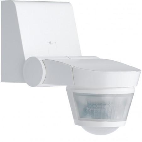Détecteur de mouvement infrarouge évolué mural 220-360° blanc (52320)