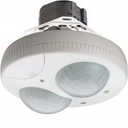 Détecteur de présence plafond semi-encastré 1-10V 360° blanc (52368) - HAGER