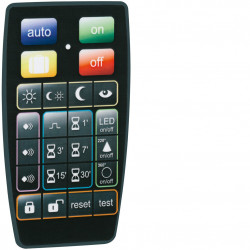 Télécommande pour détecteur...
