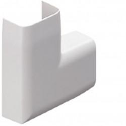 Angle Plat Blanc Paloma (ATA122059010) - HAGER