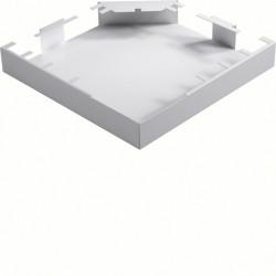 Angle plat DABA 50x80 (DABA5008059010) - HAGER