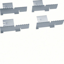 Eclisses jonction DABA 50x80 (DABA500809VERZ) - HAGER