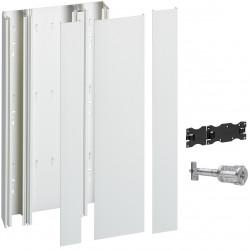 Pack GTL 18 modules 3 couvercles 2,6m (JK318) - HAGER
