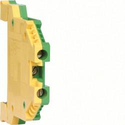 Borne vert-jaune 2.5mm2...