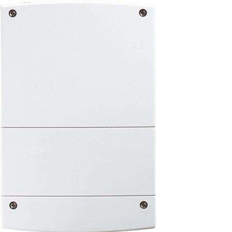 Coffret technique piles ou secteur, pour gestion gache ou automatisme de portail (LCB01F)