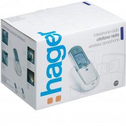 Kit interphone 2 log. 2 bt (2combi.+2bases sect.+2badges+platine+coffrets tech.) (LCP03F) - HAGER