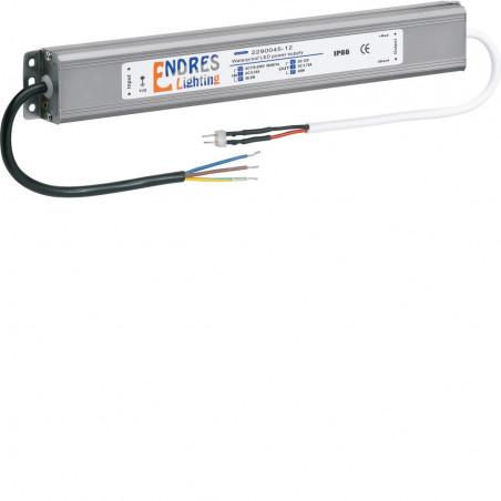 Transformateur pour bande LED-flex 45 W (LEDTR45)