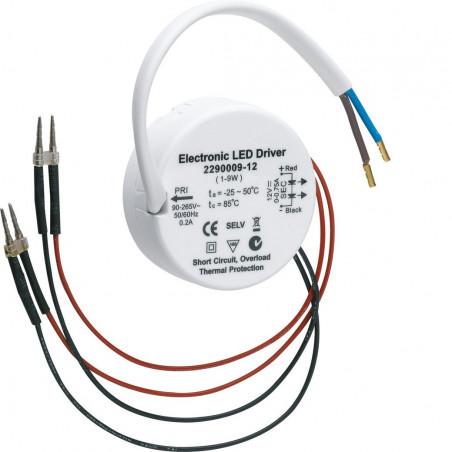 Transformateur pour bande LED-flex 9 W (LEDTR9)