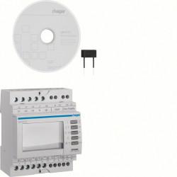 Centrale de mesure modulaire communicante (SM101C) - HAGER