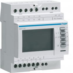 Centrale de mesure modulaire (SM101E) - HAGER