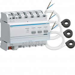 Indicateur conso KNX, 3...