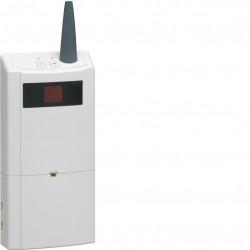 Concentrateur d'entrées radio unidirectionnelles blanc (TR351A) - HAGER