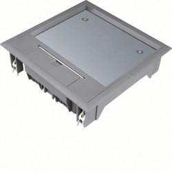 Boîte de sol 12 mod. revêt. sol 12mm gr (VQ06127011) - HAGER