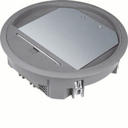Boîte de sol 12 mod. revêt. sol 12mm gr (VR06127011) - HAGER