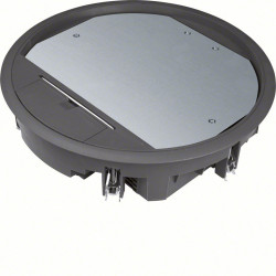 Boîte de sol 20 mod. revêt. sol 12mm nr (VR10129005) - HAGER