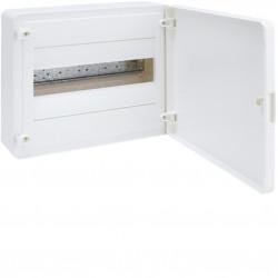 Coffret saillie 12 M porte opaque (VS112PR) - HAGER