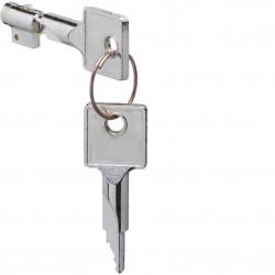 Serrure coffret étanche Vector IP55 (VZ311) - HAGER