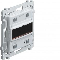 Kallysta poussoir KNX radio 4 entrées - alimentation solaire (WKT314R) - HAGER