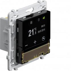 Kallysta thermostat d'ambiance programmable KNX, ecran TFT (WKT510) - HAGER