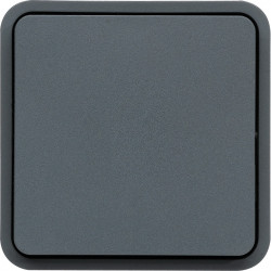 cubyko Inter VV associable gris IP55 (WNA001) - HAGER