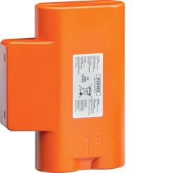 Bloc alimentation sirène extérieure, 6V-14Ah (RXU06X) - HAGER