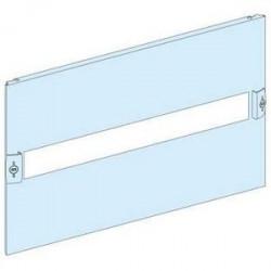Plastron à fenêtre pour appareillage modulaire, H200 mm (03204) - SCHNEIDER
