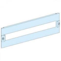 Plastron à fenêtre pour appareillage modulaire, H150 mm (03203) - SCHNEIDER