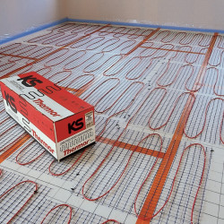 Plancher chauffant - Kit KS 85cm - 1300W (480150) - THERMOR