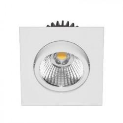 Spot LED Carré 6W 3000K...