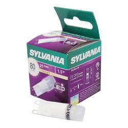 Sylvania ToLEDo 1.5W 80lm 827 SL G9 (SYL 0126731) - SYLVANIA