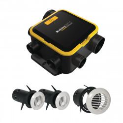 VMC Simple Flux - Kit compact (11026101) - ALDES