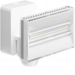 Projecteur LED 20 W + détecteur, blanc (EE633)
