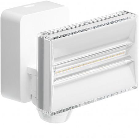Projecteur LED 20 W + détecteur, blanc (EE633) - HAGER