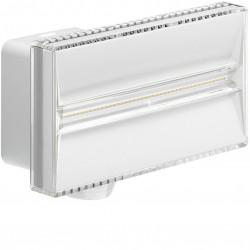 Projecteur LED 30 W + détecteur, blanc (EE634) - HAGER
