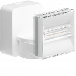 Projecteur LED 12 W blanc (EE636) - HAGER