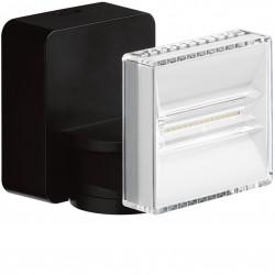 Projecteur LED 8 W noir (EE645) - HAGER