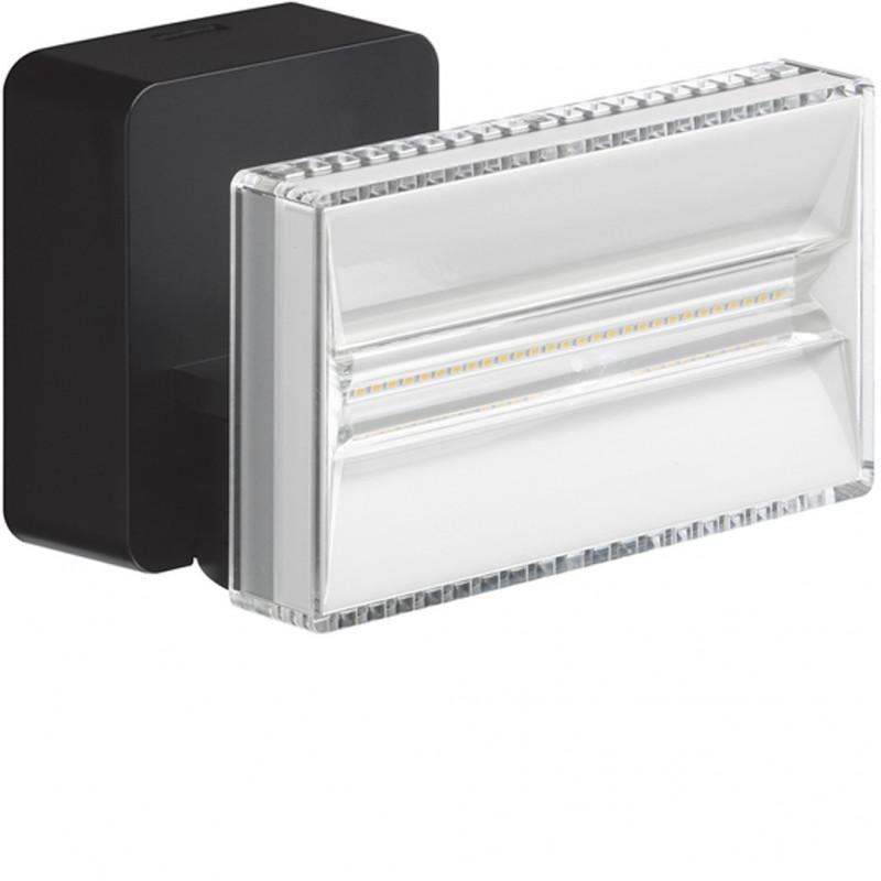 Projecteur LED 20 W noir (EE647) - HAGER