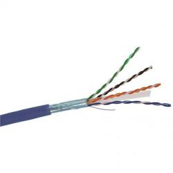 500m de câble C6 F-UTP 2X4P LSZH - Cable