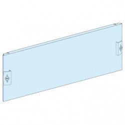Plastron plein, 2 modules - SCHNEIDER